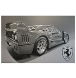 Ferrari F40 by Tony Upson