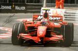 Ferrari F2007 , signed Kimi Raikkonen