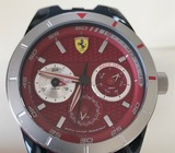 A Ferrari Scuderia gentleman's sports watch