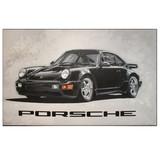Porsche 911 Turbo by Tony Upson
