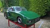 Powered half-scale Porsche 935 childs car project
