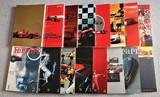 Ferrari yearbooks 1992 - 2017 and magazines