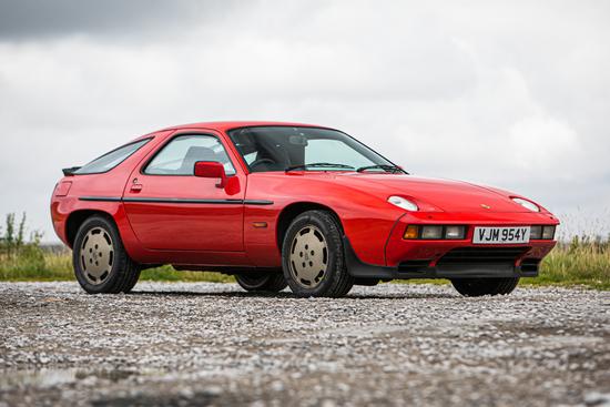 1982 Porsche 928S