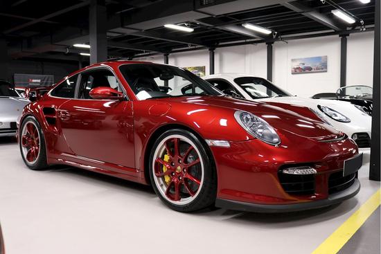 2008 Porsche 911 (997) GT2 Clubsport