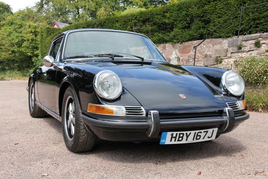 1971 Porsche 911 2.2 S