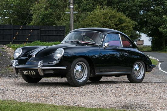 1959 Porsche 356B T5 Coupe