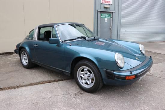 1977 Porsche 911 3.0 Targa