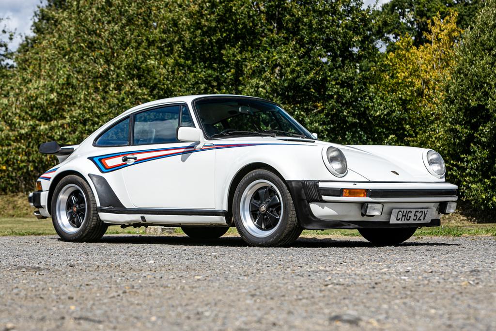 1980 Porsche 911 (930) Turbo Martini