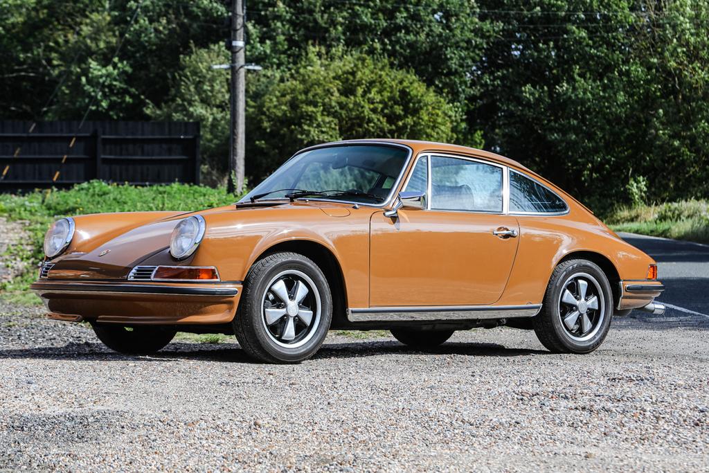1973 Porsche 911T 2.4