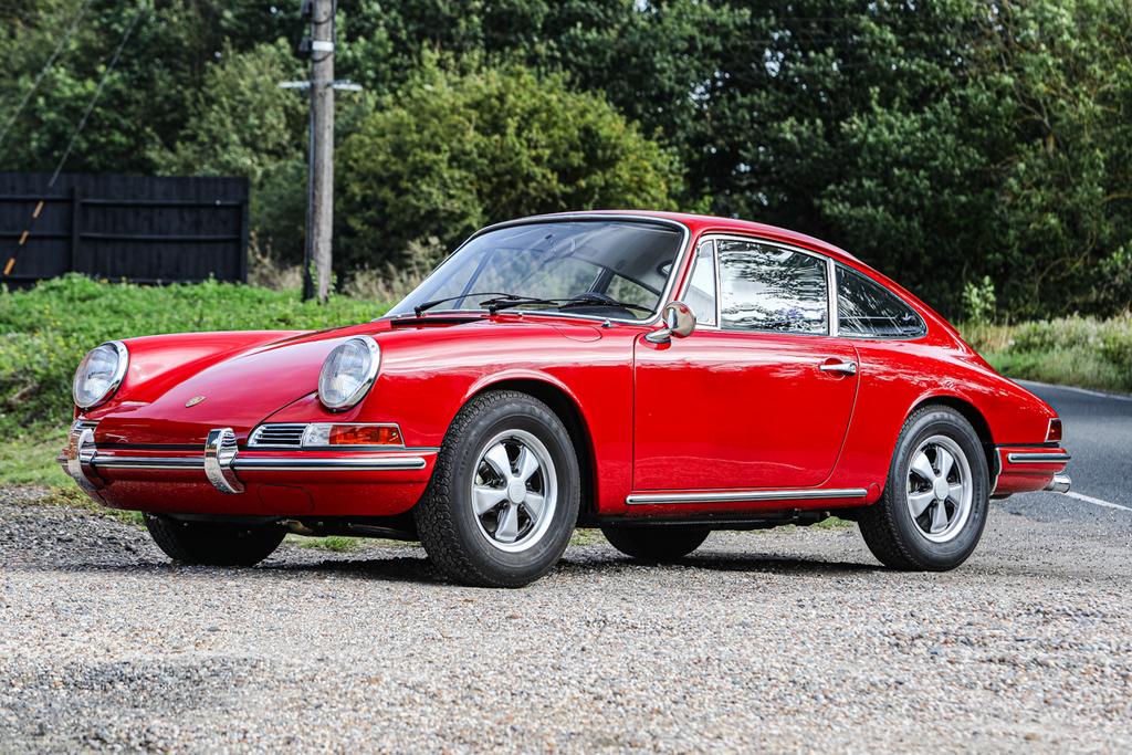 1968 Porsche 911T SWB