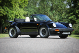 1986 Porsche 911 Carrera 3.2 Supersport Cabriolet
