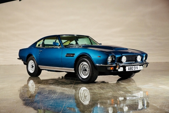 1984 Aston Martin V8 Series 4 'Oscar India'