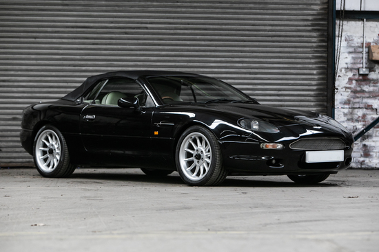 1999 Aston Martin DB7 Volante