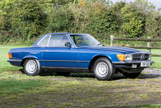 1977 Mercedes-Benz 450SL (R107)