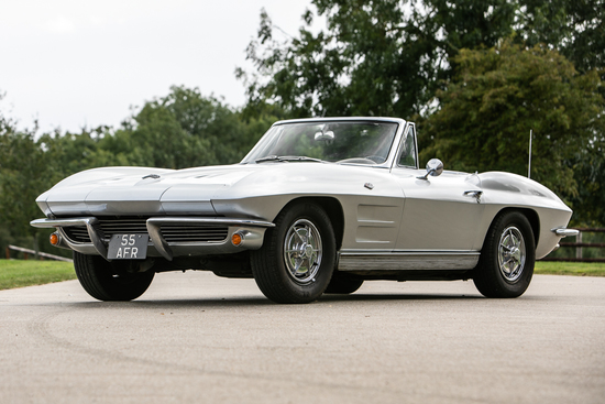 1963 Chevrolet Corvette (C2) Stingray Convertible