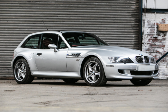 2003 BMW Z3M Coupe (E36/8)