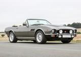 1984 Aston Martin V8 Vantage Volante