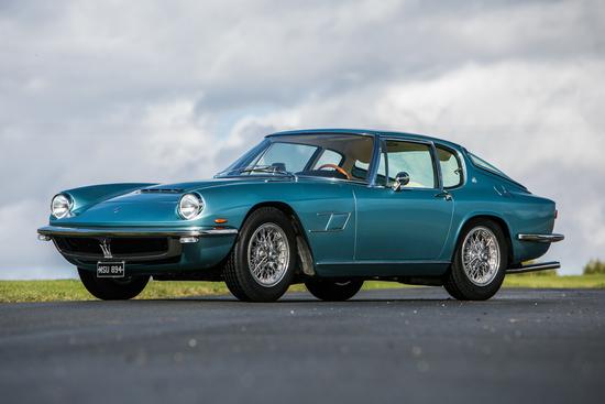 1965 Maserati Mistral 3700