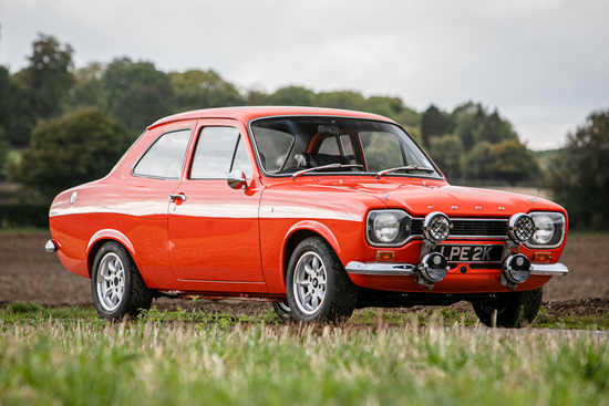 1972 Ford Escort Twin Cam