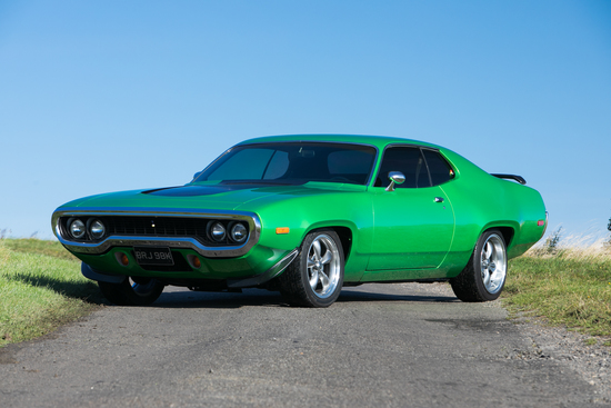 1972 Plymouth Satellite 'Road Runner' Recreation