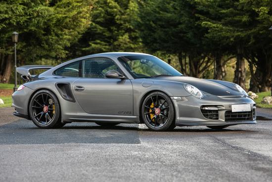 2008 Porsche 911 (997) GT2