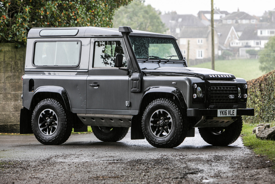 2016 Land Rover Defender 90 Adventure TD