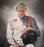 Steve McQueen, King of Cool by Tony Upson
