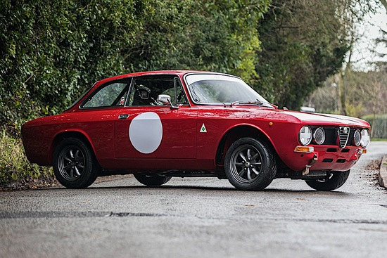 1975 Alfa Romeo GT Junior (1750) Track Day Car