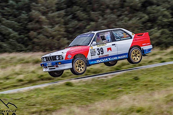 1986 BMW E30 M3 Rally Car (FIA)