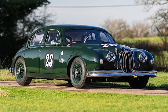 1959 Jaguar Mk 1 FIA Race Car