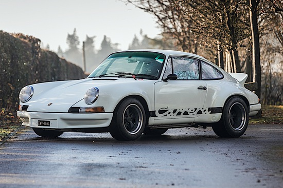 1973 Porsche 911 2.8 RSR FIA Historic GT Race Car