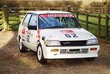 1985 Daihatsu Charade Turbo - Ex Will Hoy