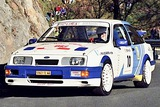 1986 Ford Sierra Cosworth 'Group A' Rally Car