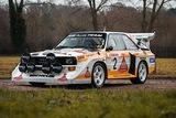 1987 Audi Quattro S1 Evo 2 Rally Re-creation