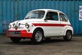 1962 Fiat Abarth 1000 TC Berlina