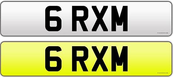 Registration 6 RXM