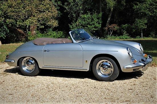 1960 Porsche 356B 'Super 90' Roadster