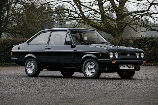 1978 Ford Escort RS2000 Custom