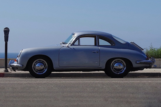 1962 Porsche 356B T6 Super Coupe