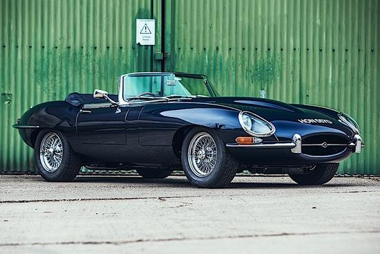 1965 Jaguar E-Type SI 4.2 OTS