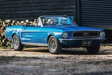 1968 Ford Mustang Convertible - Right-Hand Drive