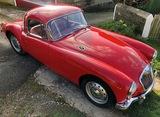 1961 MG MGA 1600 Mk 1 Coupe