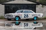 1963 Galaxie 500 NASCAR Homage
