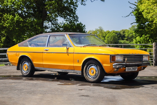 1976 Ford Granada Coupe 3000 XL