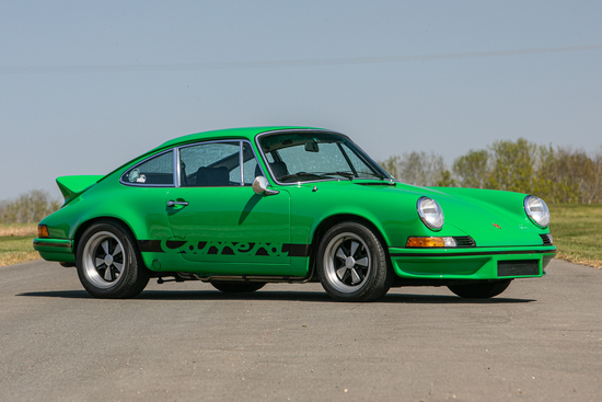 1971 Porsche 911 2.7-Litre RS recreation