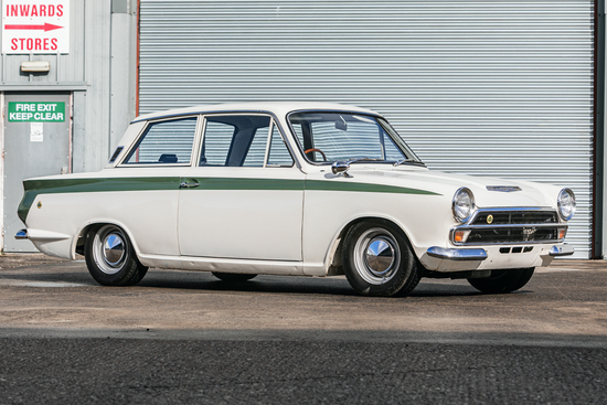 1965 Ford Cortina Lotus