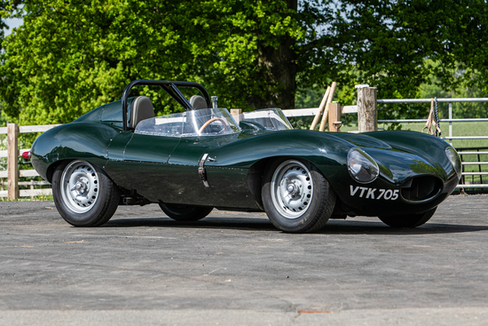 1962 Jaguar D-Type 'Short Nose' Recreation
