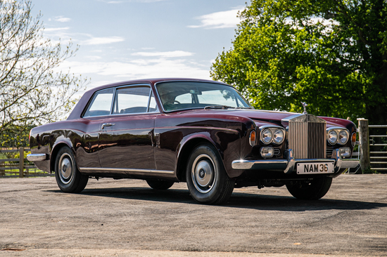 1971 Rolls-Royce Corniche