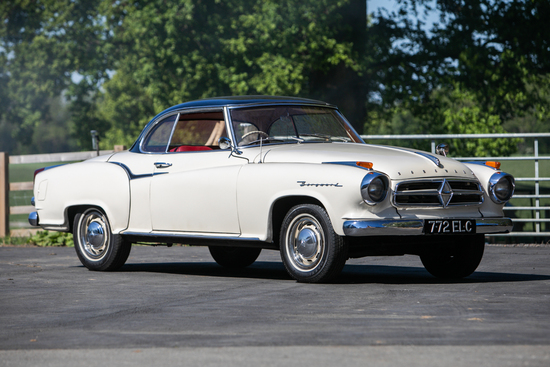 1959 Borgward Isabella Coupe
