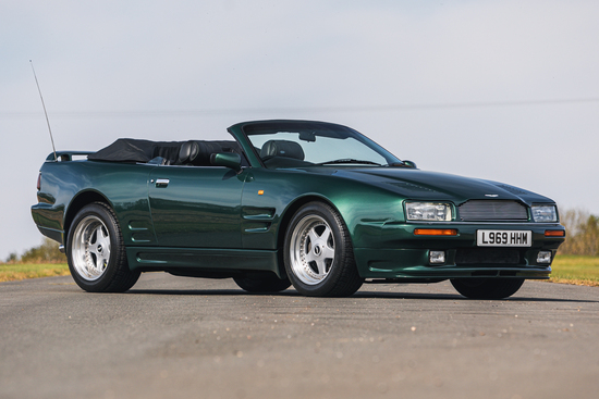1994 Aston Martin Virage 'Widebody' Volante (6.3-Litre)